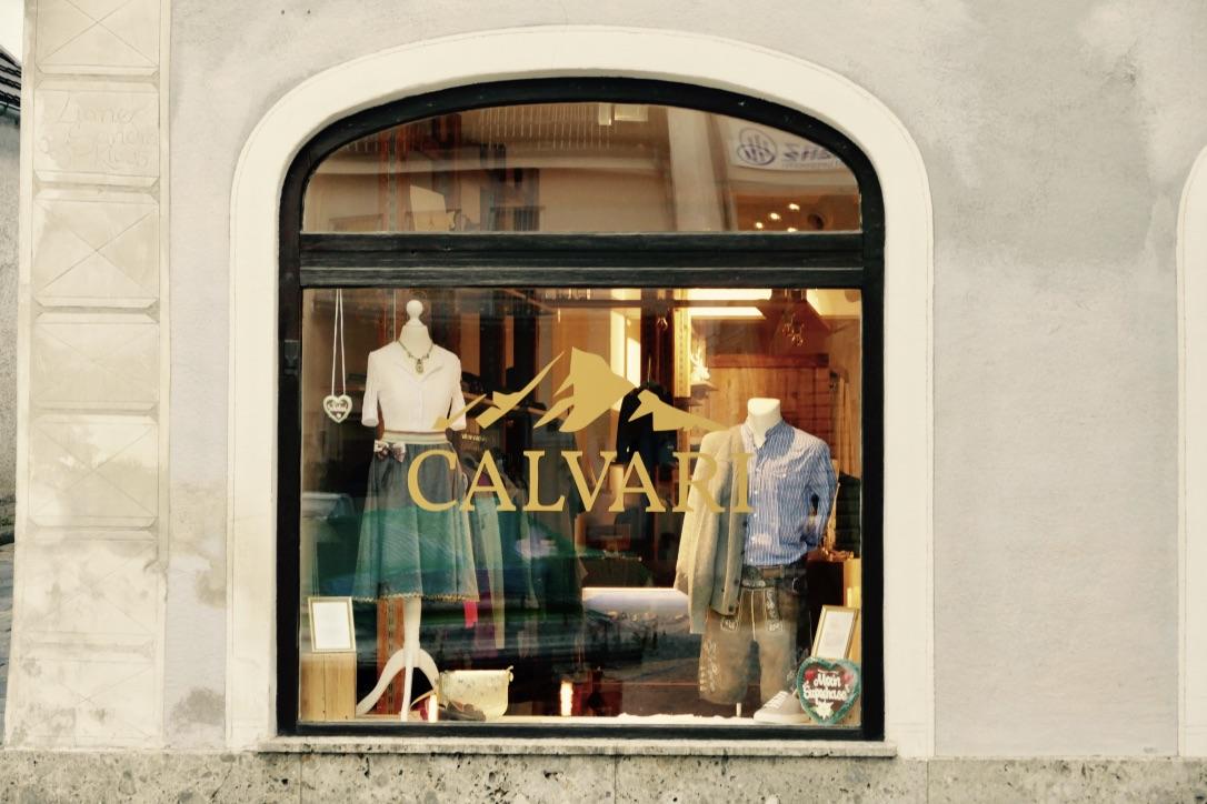 Mode bei Calvari in Bad Tölz